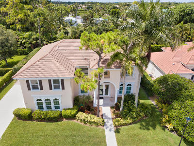 Boynton Beach Single Family Home For Sale: 4770 Glenn Pine Lane
