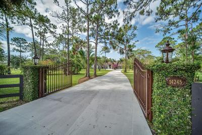 Palm Beach Gardens FL Single Family Home For Sale: $1,274,000