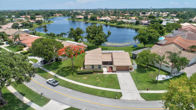 Boynton Beach Single Family Home For Sale: 2676 SW 23rd Cranbrook Drive