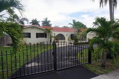 Boca Raton Single Family Home For Sale: 1270 NW 4th Avenue
