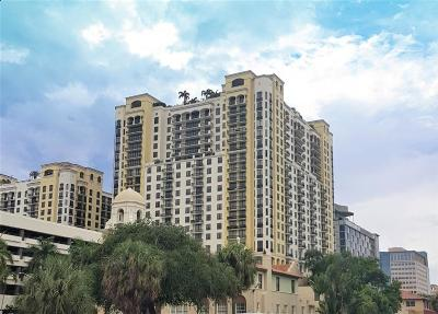 West Palm Beach Condo For Sale: 701 S Olive Avenue #1214