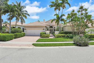 West Palm Beach Single Family Home For Sale: 7870 Sandhill Court