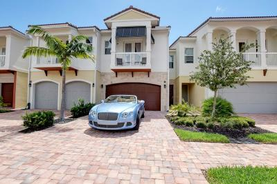 Boca Raton Townhouse For Sale: 100 NW 69th Circle #113