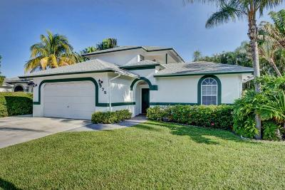 Boynton Beach Single Family Home For Sale: 975 Le Grace Circle