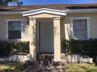 Delray Beach Single Family Home For Sale: 246 SE 4th Avenue
