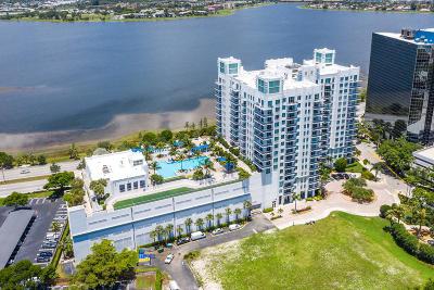 West Palm Beach Condo For Sale: 300 S Australian Avenue #806