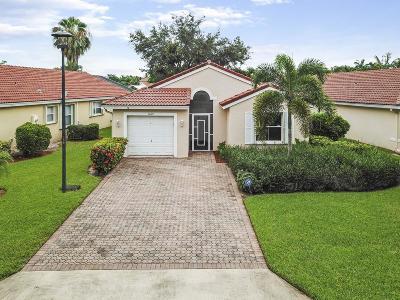 Lake Worth Single Family Home For Sale: 5659 Green Island Boulevard