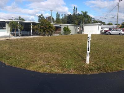 Boynton Beach Residential Lots & Land For Sale: 8970 Cypress Street