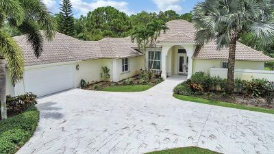 Palm Beach Gardens FL Single Family Home For Sale: $839,900