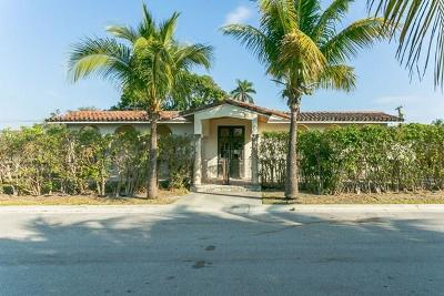 West Palm Beach Single Family Home For Sale: 265 Edmor Road