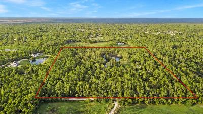 Palm Beach Gardens Residential Lots & Land For Sale: 14721 125th Avenue