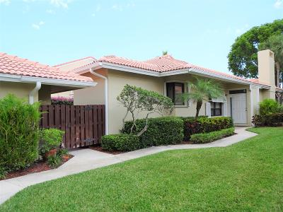 Palm Beach Gardens Rental For Rent: 125 Old Meadow Way