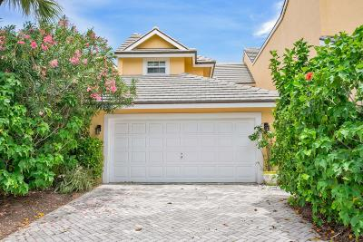Jupiter Townhouse For Sale: 1000 Us Highway 1 #750