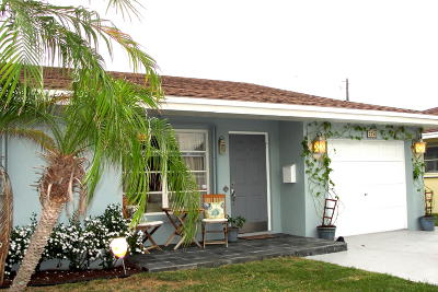 Lake Worth Single Family Home For Sale: 226 Fordham Drive