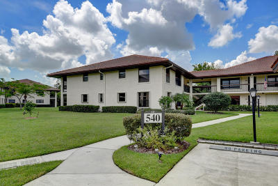 Stuart Condo For Sale: 540 SW South River Drive #207