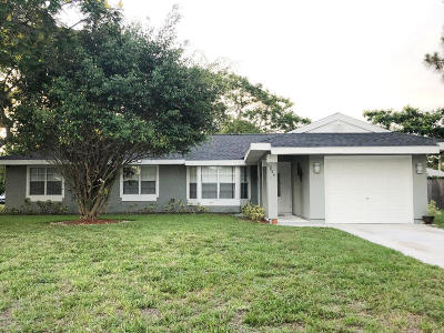 Vero Beach Single Family Home For Sale: 1076 23rd Place SW