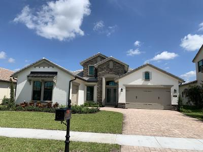 Boynton Beach Single Family Home For Sale: 9347 Grand Prix Lane