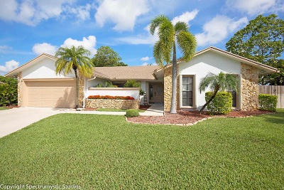 Boca Raton Single Family Home For Sale: 21266 Purple Sage Lane
