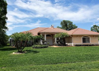 St Lucie County Single Family Home Contingent: 5476 NW Boydga Avenue