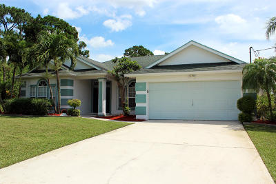 Single Family Home For Sale: 160 SW Paar Drive