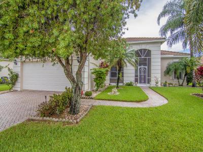 Saint Lucie West Single Family Home For Sale: 622 SW Long Key Court