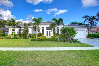Delray Beach Single Family Home For Sale: 16906 River Birch Circle