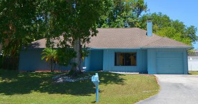 Port Saint Lucie, Saint Lucie West Single Family Home For Sale: 1573 SE Clearbrook Street