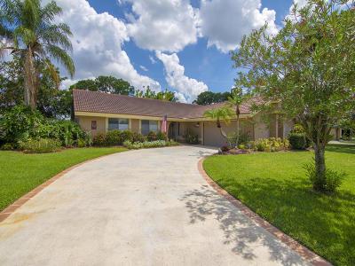 Single Family Home For Sale: 1850 SE Boma Avenue