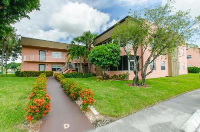 Delray Beach FL Condo For Sale: $129,900