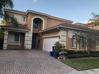 West Palm Beach Single Family Home For Sale: 6787 Aliso Avenue