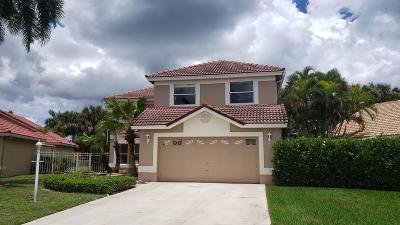 Boca Raton Single Family Home For Sale: 21240 Sawmill Court