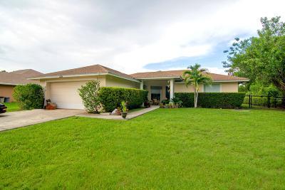 Single Family Home For Sale: 1473 SW Aragon Avenue