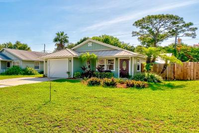 Vero Beach Single Family Home Contingent: 2140 87th Court