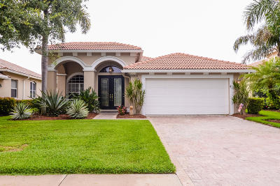 St Lucie County Single Family Home For Sale: 9000 Champions Way