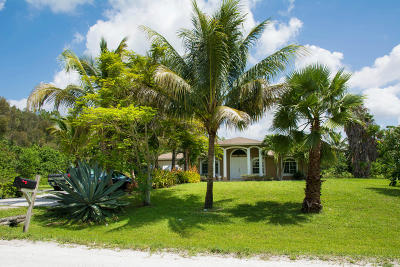 Loxahatchee Single Family Home For Sale: 14911 75th Lane