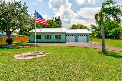 Single Family Home For Sale: 3589 Old Dixie Highway