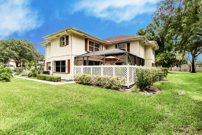 Royal Palm Beach Townhouse For Sale: 50 Essex Court #C