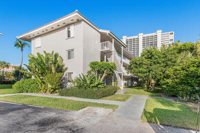 Boca Raton Condo For Sale: 2760 Banyan Road #32a