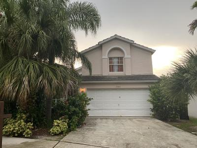 West Palm Beach Single Family Home Contingent: 2000 Normandy Circle