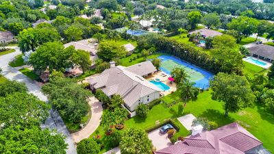 Broward County Single Family Home For Sale: 7410 Dover Court