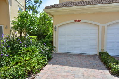 Martin County, St. Lucie County Condo For Sale: 12575 SE Old Cypress Drive