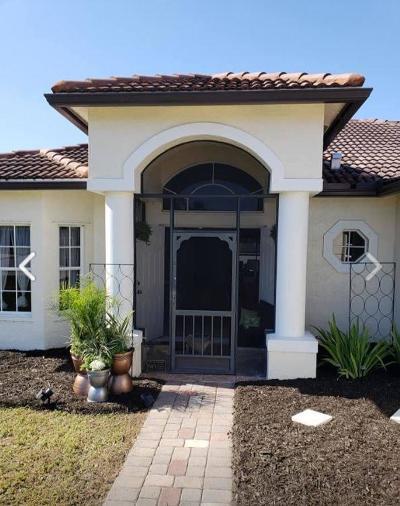 Single Family Home For Sale: 3698 SW Ballweg Street