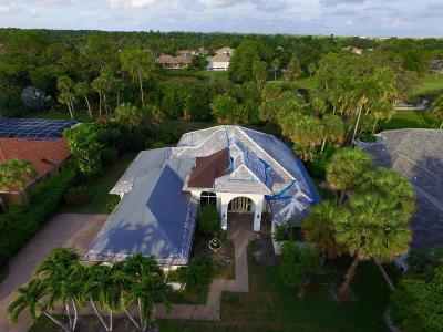 West Palm Beach Single Family Home For Sale: 1670 Mayacoo Lakes Boulevard