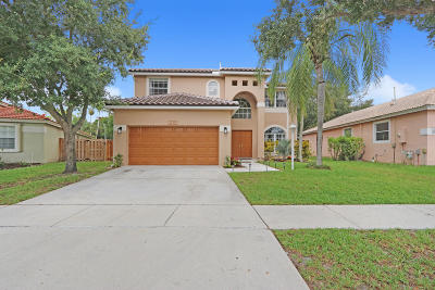 Pembroke Pines Single Family Home For Sale: 13359 NW 16th Street