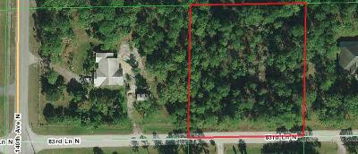 West Palm Beach Residential Lots & Land For Sale: 83rd Lane