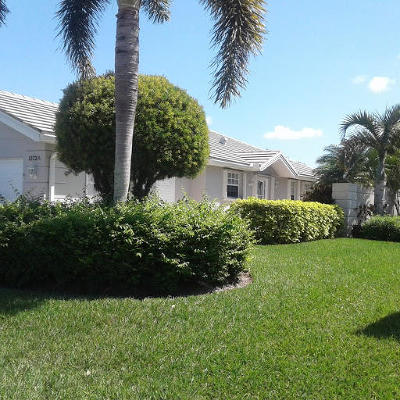Port Saint Lucie Single Family Home For Sale: 1272 NW Bentley Circle