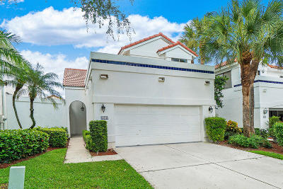 Boca Raton Single Family Home For Sale: 21715 Cromwell Circle