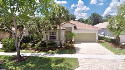 West Palm Beach Single Family Home For Sale: 2688 Clipper Circle Circle