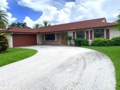 Royal Palm Beach Single Family Home For Sale: 109 Segovia Avenue