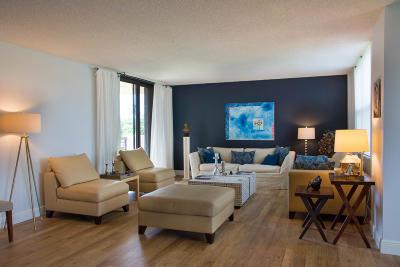 Palm Beach County Condo For Sale: 2003 Ocean Boulevard #205